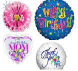 """18"""" 151 Assorted Balloons (Clearance)(Double Checking Area)"""