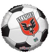 """18""""  MLS D.C United  Soccer Ball"""