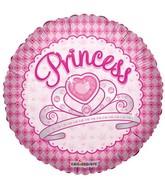 """18""""  Princess Balloon"""