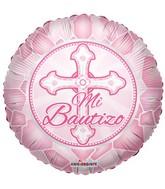 "18"" Mi Bautizo Nina Balloon"