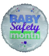 "18"" Baby Safety Month"