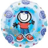 18'' Planet Happy Boy
