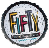 """18"""" Fifty Years Of Magnificence"""
