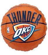 "18"" NBA Oklahoma City Thunder Basketball"