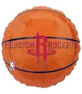 """18"""" NBA Houston Rockets Basketball"""