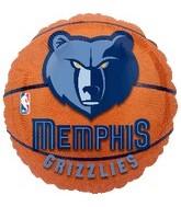 """18"""" NBA Memphis Grizzlies Basketball"""