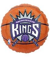 "18"" NBA Sacramento Kings Basketball"