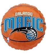 """18"""" NBA Orlando Magic Basketball Balloon"""