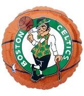 """18"""" NBA Boston Celtics Basketball"""