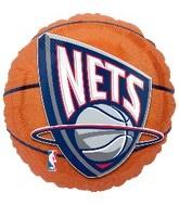 """18"""" NBA New Jersey Nets Basketball"""