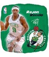 """18"""" NBA Rajon Rondo Basketball Balloon"""