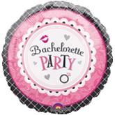 "18"" Bachelorette Party Mylar Balloon"
