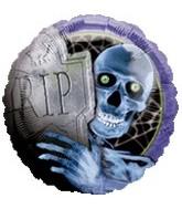 "18"" Creepy Bones Balloon"