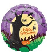 """18"""" Spooky Halloween Balloon"""