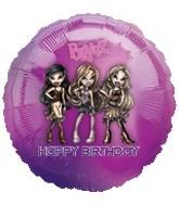 """18"""" Bratz Happy Birthday"""