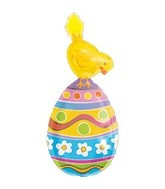 """34"""" Chick on Egg Large Balloon"""