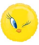 "18"" Looney Tunes Tweety Mylar Balloon"