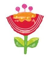 """33""""Jumbo Flower Balloon (Unpackaged)"""