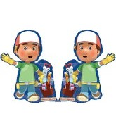 "35"" Handy Manny and Tools Balloon"