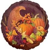 """18"""" November Harvest Balloon"""