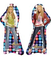 "35"" Hanna Montana Full Body Balloon"