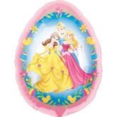 """27"""" Disney Princess Easter Egg Balloon"""