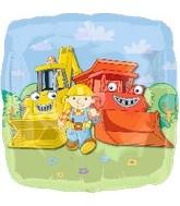 "18"" Bob the Builder Friends Balloon"