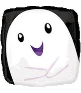 "18"" Halloween Cute Ghost Balloon"