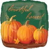 """18"""" Autumn Bountiful Harvest Balloon"""