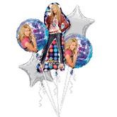 Hannah Montana 5-piece Bouquet