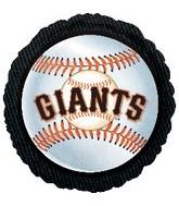 "18"" MLB San Francisco Giants Baseball"