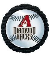 """18"""" MLB Arizona Diamondbacks Baseball"""