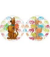 """26"""" Scooby Doo See Through Balloon"""
