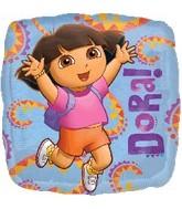 "18"" Hola Dora! Nick Jr. Mylar Balloon"