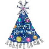 35'' Happy New Year! Party Hat