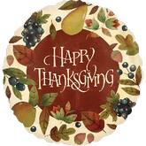 """18"""" Fruitiful Thanksgiving"""