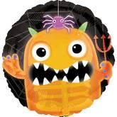 "18"" Boo Crew Orange Monster"