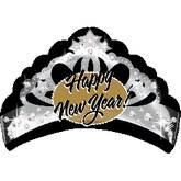 Jumbo Happy New Years Tiara