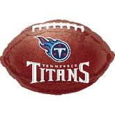 Junior Shape Tennessee Titans Football