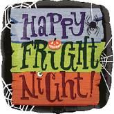 "18"" Happy Frieghts Night"