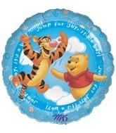 "18"" Winnie the Pooh It's A Boy! Balloon"